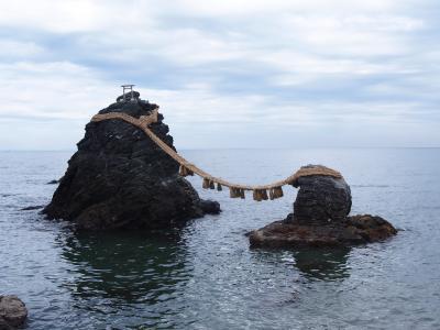 伊勢神宮の正しい参拝ルート