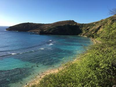 ハワイ 3泊5日一人旅②