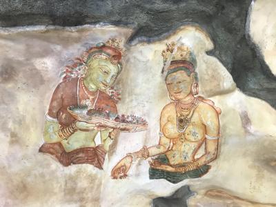 【現地速報】モルディブ・スリランカ遠征 その7 ついに来ました Sigiriya!