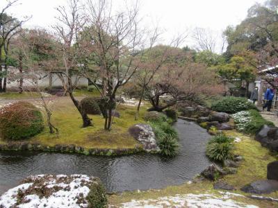 姫路・岡山の旅(7)姫路城庭園好古園