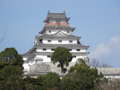 続・日本100名城を行く(唐津城)