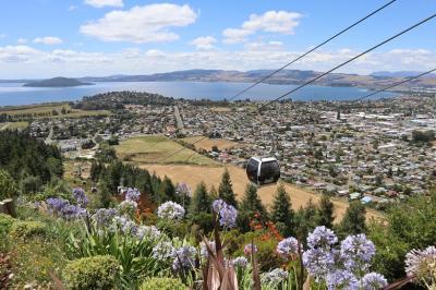 初めてのニュージーランド、2泊の旅(2) オークランドから、ワイトモ、ロトルアの日帰り旅