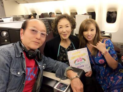 *50th Anniversary Hawaii 2018⑤*続JAL SKY SUITEⅡ