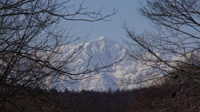 真冬の県道506号線
