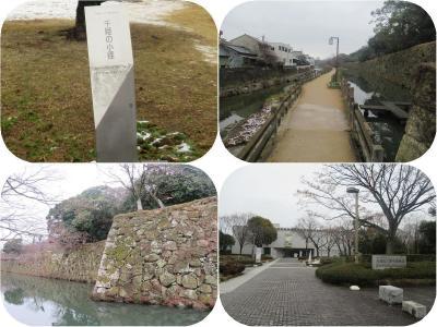 姫路・岡山の旅(8)姫路城・千姫の小径と県立歴史博物館
