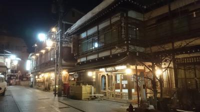 1泊2日 長野 (5-4) 情緒あふれる渋温泉の夜と和太鼓コンサート