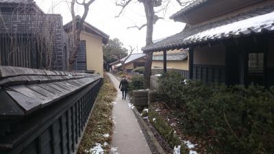 1泊2日 長野 (5-5) 小布施をぶらぶら街歩き