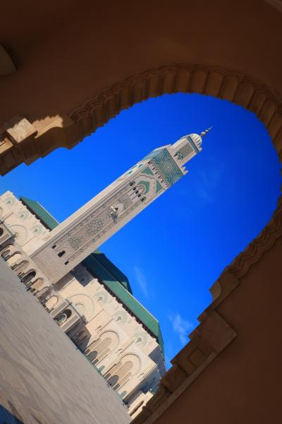 最終章・白い街カサブランカで大西洋の風を受ける~色彩の王国モロッコの旅8日目②+9日目+10日目