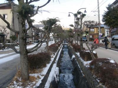 岳温泉・欅平ホテルで過ごす休日4日間・・・2日目、岳温泉界隈をトレッキング