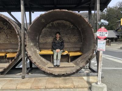 【2019.2】フェリー&レンタカーで日帰り初小豆島へ行ってみた。
