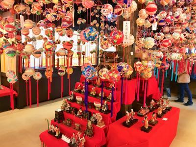 鎌倉でひな人形展を楽しんだ春の一日