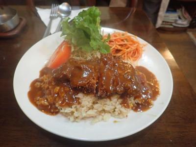 九州縦断旅(39)長崎グルメ・トルコライスと皿うどん