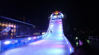 日本初開催、レッドブル・クラッシュドアイス