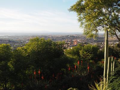 長期勤続ご褒美休暇で初中南米&スペイン語圏のメキシコ世界遺産巡り ⑤2つ目のコロニアルシティ サンミゲル・デ・アジェンデはこの旅最高の発見。5つ星の街でした