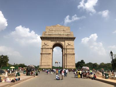 2018年 海外短期旅行 インド 好きよデリー かみさまも観光編