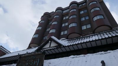 北海道旅行4日目2/4 小樽雪あかりの路(ホテルふる川)