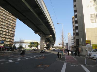 なには天然温泉「花乃井」秀吉ゆかりの湯入湯とスーパーホテル大阪天然温泉宿泊