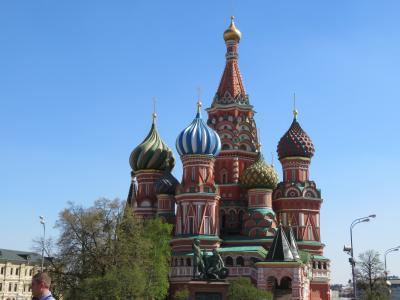 三度目のバルト三国 リトアニアへ⑥ヴィリニュス~モスクワ、買ったもの