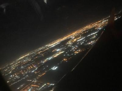 ナイル川クルーズで巡るエジプト8日間☆準備&出発☆1日目☆