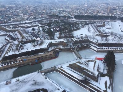 北海道新幹線で行く冬の函館2泊3日の旅路Vo.3