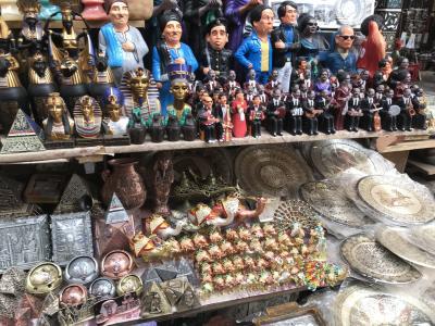 ナイル川クルーズで巡るエジプト8日間☆お土産&購入品☆
