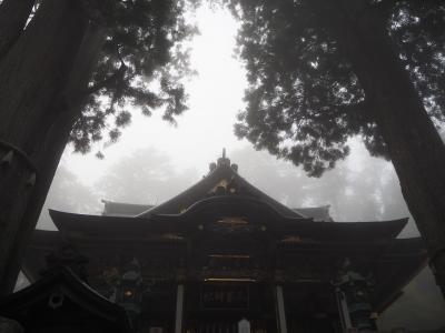 2018年 母と三峯神社へ1泊2日の旅