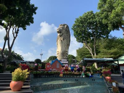 子連れ(4歳)前泊+4泊6日シンガポールの旅 その5