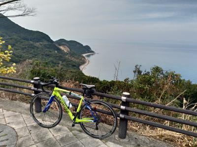 1泊2日小豆島一周サイクリング(姫路→福田港経由)2日目