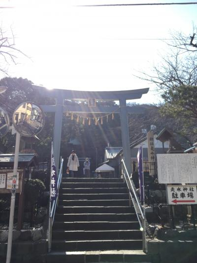 パワースポット走水神社⛩