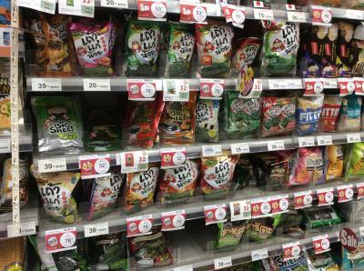 ドケチな私がタイのスーパーに行ったら