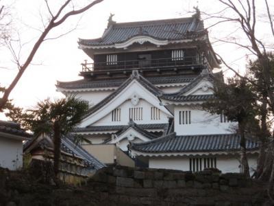 岡崎公園と岡崎城の観光