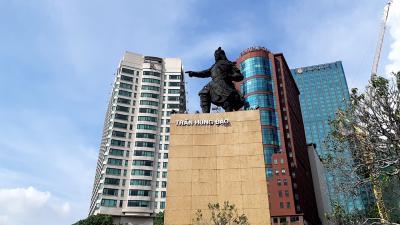 2019年GW ベトナム(ホーチミン通算3回目)+2回目タイ(チェンマイ・バンコク)の旅日記1(出国~バンコク経由~ホーチミン第1日目)