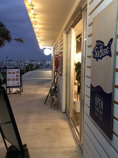沖縄 那覇 レンタカーなし ゆる旅 瀬長島ホテルで飛行機見ながらウミカジテラス