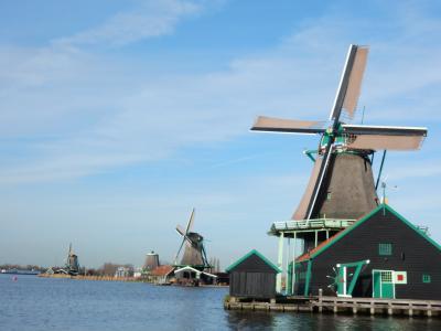 50代でもやってみた!海外女性ひとり旅 ベルギー・オランダ 2