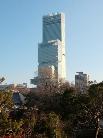 大阪・天王寺を歩く