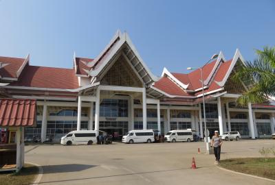 2019早春、ベトナムとラオスの旅(4/28):2月13日(1):ルアンパバーン(1):ハノイから空路ルアンパバーンへ、ルアンパバーンのホテル