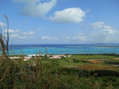 ~初の沖縄~6日目は小浜島で晴天のサイクリング