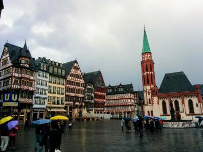 ベネルクス三国周遊とちょこっとドイツ10日間 1
