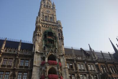 ドイツ 一人旅 DB鉄道旅行 6泊8日 ミュンヘン市内観光とハイデルブルグ とフランクフルト 6日目~7日目