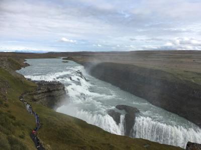 アイスランド(2)地球の鼓動フルコース/ゴールデンサークル