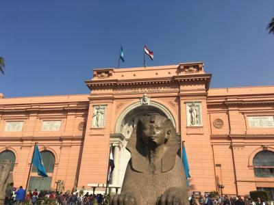 念願のエジプト旅行最終日