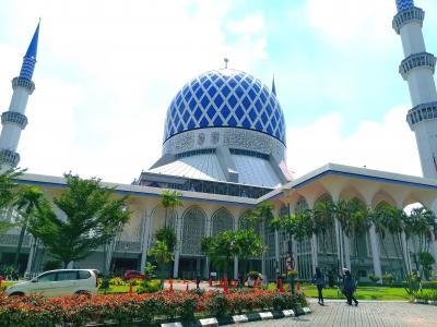 現地在住の友人を訪ねて3泊4日B級グルメと街歩きと少し観光のマレーシア(前編)