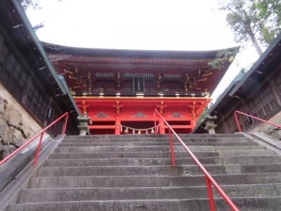 岡崎セントラルホテルに宿泊して菅生神社と六所神社を散策