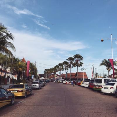 レダン島旅行記 (1) マレーシアで1番綺麗なビーチがある島 クアラトレンガヌ編