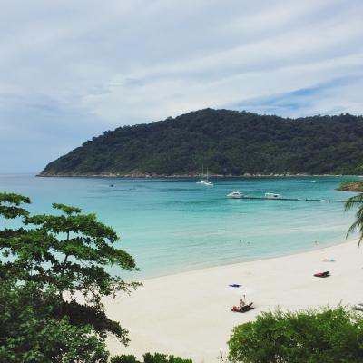 レダン島旅行記 (2) 島唯一の5星 The Taaras Beach & Spa Resort(ザ ターラス ビーチ&スパ リゾート) ボートチケットの購入方法
