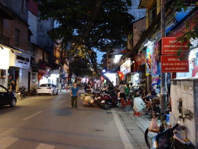 無料航空券でベトナムハノイへ(2)