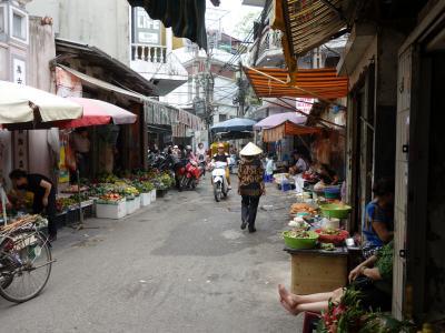 無料航空券でベトナムハノイへ(3)