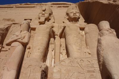 エジプト・南西アジア7カ国 女一人旅 83日間 エジプト編