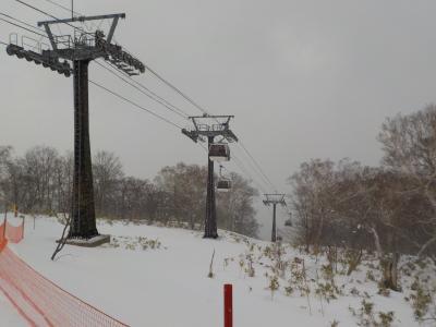 那須へ! マウントジーンズ那須でスキー!