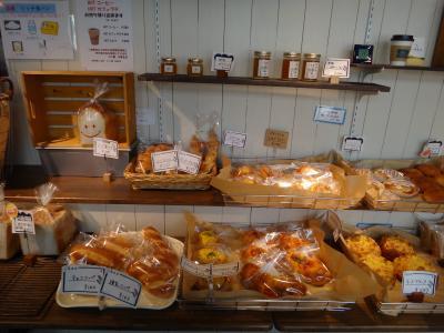 晴れた日はパンを買いに2019春-<1>舞子台『小麦生活』